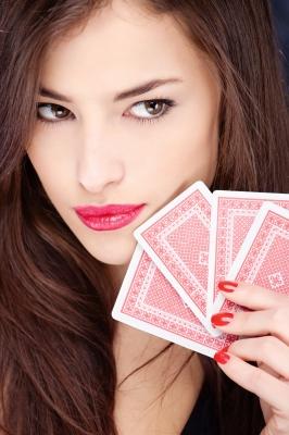 cardswoman
