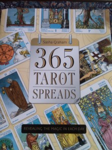 365 Tarot Spreads cover