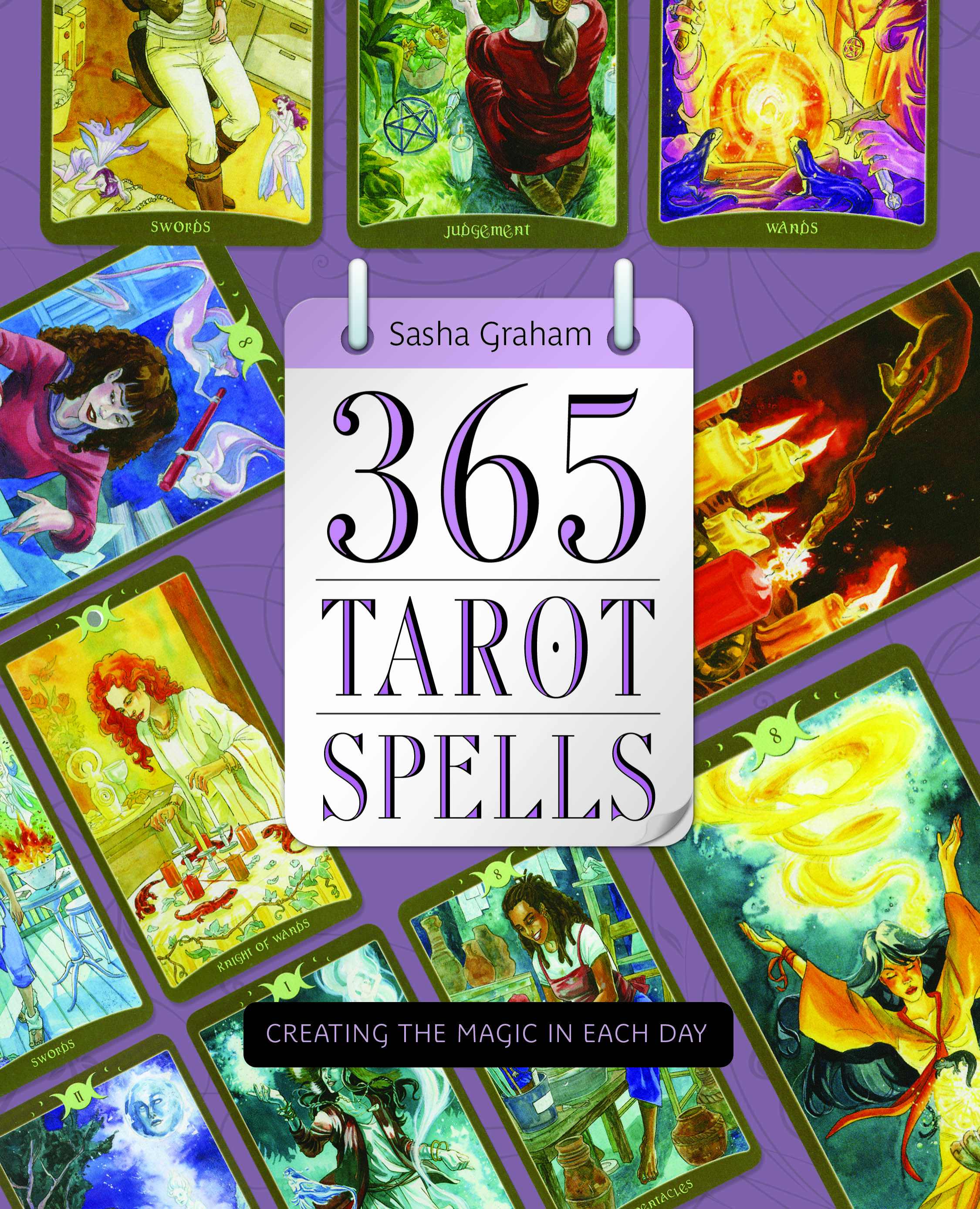 365 Tarot Spells available for preorder now!